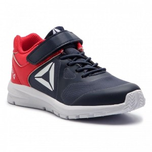 Reebok Chaussures Rush Runner Alt DV3621 Collnavy/Primal Red