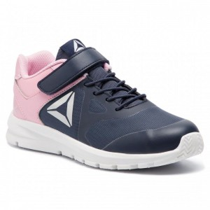 Black Friday 2020 | Reebok Chaussures Rush Runner Alt DV3625 Coll Navy/Light Pink