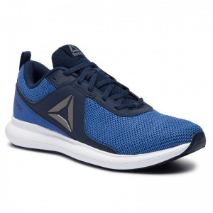 Black Friday 2020 | Reebok Chaussures Driftium CN6641 Navy/Cobalt/Pewter/Wht