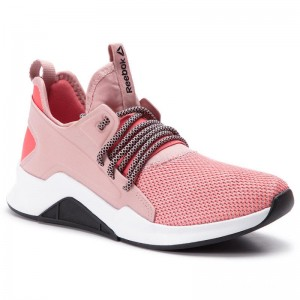 Black Friday 2020 | Reebok Chaussures Guresu 2.0 CN6620 Rose/Neon Red/Wht/Blk