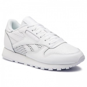 Black Friday 2020 | Reebok Chaussures Cl Lthr CN6727 White/White