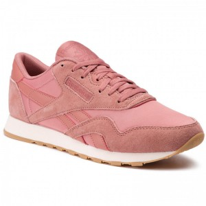 Black Friday 2020 | Reebok Chaussures Cl Nylon CN6884 Baked Clay/Rose/Pink