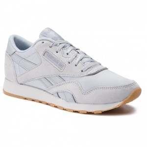 Black Friday 2020 | Reebok Chaussures Cl Nylon CN6885 Cold Grey/Cool Shadow