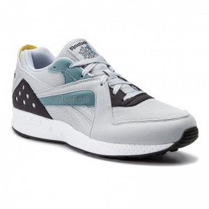 Black Friday 2020 | Reebok Chaussures Pyro DV5703 White/Teal Dust/Go Yellow
