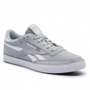 Black Friday 2020 | Reebok Chaussures Revenge Plus Mu CN6988 True Grey.White