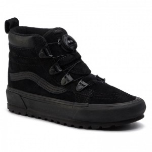 Black Friday 2020 | Vans Sneakers SK8-Hi Mte Boa VN0A3ZCGDW51 (Mte) Black