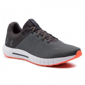 Black Friday 2020 | Under Armour Chaussures Ua Micro G Pursuit 3000011-113 Gry