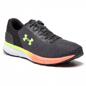 Black Friday 2020 | Under Armour Chaussures Ua Charged Escape 2 3020333-008 Blk
