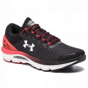 Black Friday 2020 | Under Armour Chaussures Ua Charged Intake 3 3021229-002 Blk