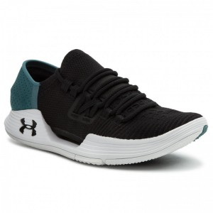 Under Armour Chaussures Ua Speedform Amp 3.0 3020541-006 Blk
