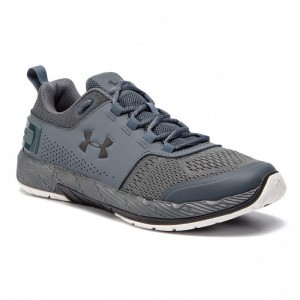 Black Friday 2020 | Under Armour Chaussures Ua Commit Tr Ex 3020789-107 Gry