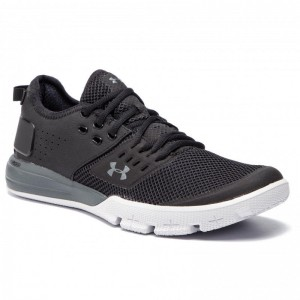 Under Armour Chaussures Ua Charged Ultimate 3.0 3021294-001 Blk