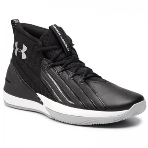 Under Armour Chaussures Lockdown 3 3020622-003 Blk
