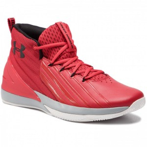 Under Armour Chaussures Ua Lockdown 3 3020622-600 Red