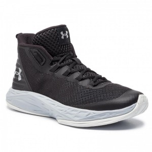 Under Armour Chaussures Ua Jet Mid 3020623-003 Blk