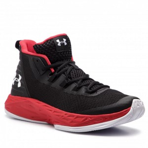 Under Armour Chaussures Ua Jet Mid 3020623-004 Blk
