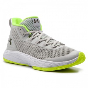 Under Armour Chaussures Ua Jet Mid 3020623-106 Gry