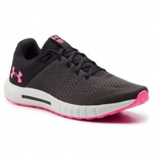Black Friday 2020 | Under Armour Chaussures Ua W Micro G Pursuit 3000101-005 Blk