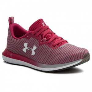 Under Armour Chaussures Ua W Micro G Blur 2 3021249-602 Pnk/Rose