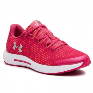 Black Friday 2020 | Under Armour Chaussures Ua W Micro G Pursuit Se 3021250-600 Pnk