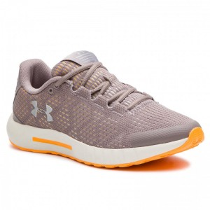 Black Friday 2020 | Under Armour Chaussures Ua W Micro G Pursuit Se 3021250-601 Gry