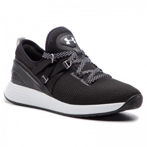 Under Armour Chaussures Ua W Breathe Trainer 3021335-001 Blk