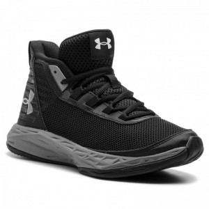 Under Armour Chaussures Ua Bgs Jet 2018 3020948-002 Blk