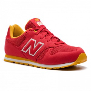 New Balance Sneakers YC373RP Rouge