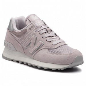 New Balance Sneakers WL574LCS Violet
