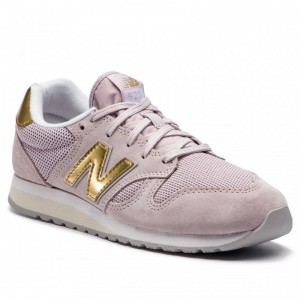 New Balance Sneakers WL520GDC Violet