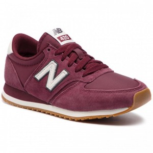 [Vente] New Balance Sneakers U420BRG Bordeaux