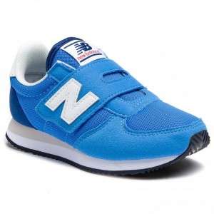 New Balance Sneakers PV220CBL Bleu