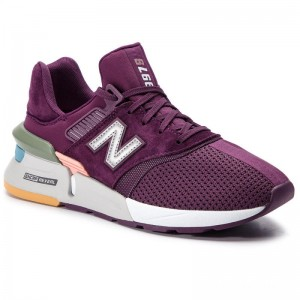 [Vente] New Balance Sneakers MS997XTB Violet