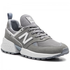New Balance Sneakers MS574NSB Gris