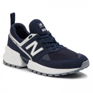 New Balance Sneakers MS574NSA Bleu marine