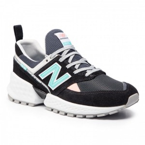 New Balance Sneakers MS574GNB Multicolore Noir