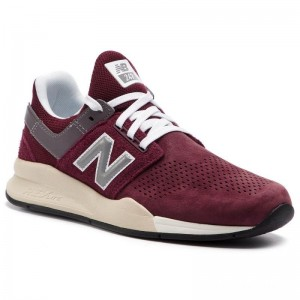 [Vente] New Balance Sneakers MS247JY Bordeaux