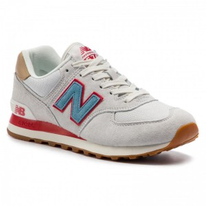 New Balance Sneakers ML574NCB Gris