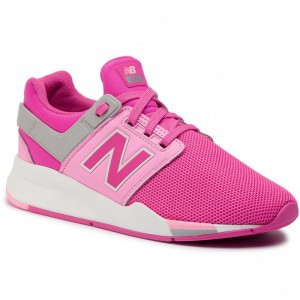New Balance Sneakers GS247FE Rose