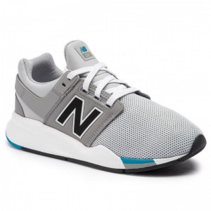 New Balance Sneakers GS247FC Gris