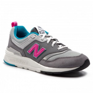 New Balance Sneakers GR997HAH Gris
