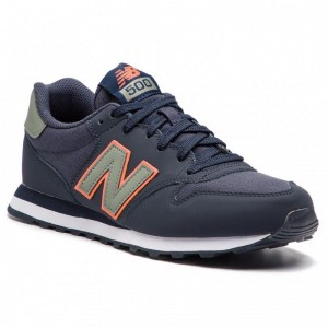 New Balance Sneakers GM500COM Bleu marine