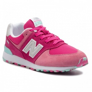 New Balance Sneakers GC574UJB Rose