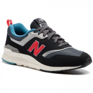 New Balance Sneakers CM997HAI Multicolore Noir