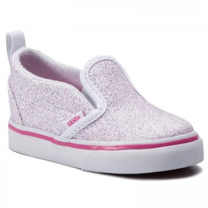 Black Friday 2020 | Vans Tennis Slip-On V VN0A3488VI61 (Glitter Stars) True Whit
