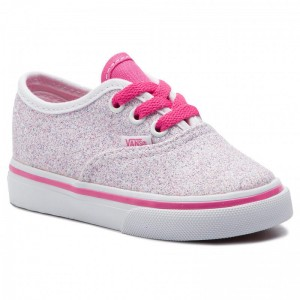 Vans Tennis Authentic VN0A38E7VI61 (Glitter Stars) True Whit