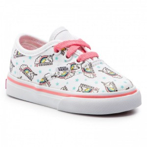 [Vente] Vans Tennis Authentic VN0A38E7VI91 (Unicorn) True White/Stra