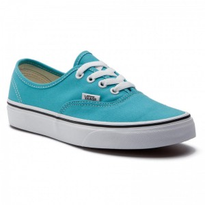 Black Friday 2020 | Vans Tennis Authentic VN0A38EM0P51 Scuba Blue/True White