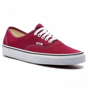Vans Tennis Authentic VN0A38EMVG41 Rumba Red/True White