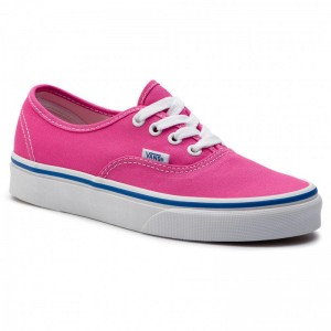 [Vente] Vans Tennis Authentic VN0A38EMVJN1 (Canvas) Carmine Rose/Tru